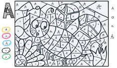 Home Decorating Style 2020 for Coloriage Magique Lettres Cursives, you can see Coloriage Magique Lettres Cursives and more pictures for Home Interior Designing 2020 at Coloriage Kids. S Alphabet, Preschool Worksheets, Education, Math, Drawings, Blog, Scrapbooking, Recherche Google, Composition