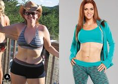 Kelly Smith lost over 100 pounds!