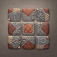Ceramic Wall Art by Christopher Gryder