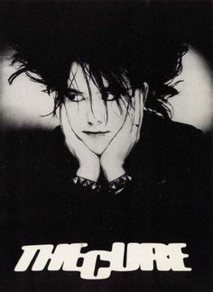 Most people feel so conditioned, so oppressed by everything that goes on around them that they just give in. You have to refuse to give in. — Robert Smith, The Cure, Melody Maker, March 1992 80s Music, Music Icon, Music Love, Music Is Life, Rock Music, Heavy Metal, New Wave, Pop Rock, Rock And Roll