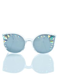 8ce57d54ae83 Rad and Refined Just Visiting Sunglasses Glitter Outfit