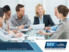 COMPROBANTE FISCAL DIGITAL. En MYSuite, todos nuestros servicios son fácilmente adaptables a los diversos perfiles de nuestros clientes, independientemente del giro o sector al que pertenezca su negocio o empresa. Si desea conocer más sobre nosotros y el trabajo que realizamos, le invitamos a comunicarse al teléfono 01 (55) 1208-4940 o puede visitar nuestra página en internet http://www.mysuitemex.com/. #MYSuite