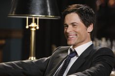 The men of Brothers & Sisters - Rob Lowe Rob Lowe 80s, Chris Traeger, Hate Men, Parks N Rec, Tv Guide, Man Alive, Hot Guys