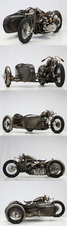 motorcycle sidecars - http://www.motorcyclemaintenancetips.com/motorcyclesidecars.php