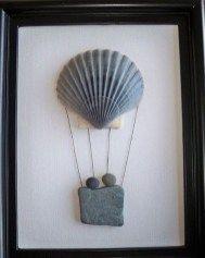 of the Best Creative DIY Ideas For Pebble Art Crafts - Steine - Welcome Haar Design Stone Crafts, Rock Crafts, Diy And Crafts, Arts And Crafts, Art Crafts, Caillou Roche, Art Diy, Rock And Pebbles, Creation Deco