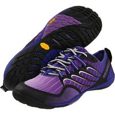It is just about time to retire the old barefoot Merrells.  These are the new gym shoes.  I have got to have them.  A great reward for the 25+ pounds I've lost.