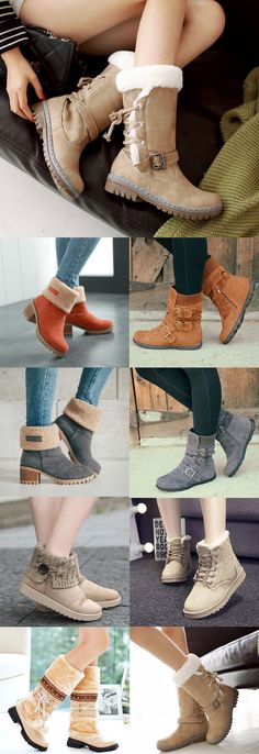 6 Women S Shoes Refferal: 9107793320 Women's Shoes, Me Too Shoes, Fashion Shoes, Fashion Outfits, Womens Fashion, Snow Boots Women, Cute Boots, Winter Wear, Winter Shoes