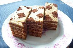 Karamelová marlenka - recept | Varecha.sk Tiramisu, Ethnic Recipes, Food, Basket, Essen, Meals, Tiramisu Cake, Yemek, Eten