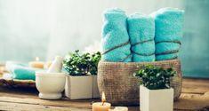 Πετσέτες μαλακές σαν βελούδο, εύκολο τρικ  #χρήσιμα
