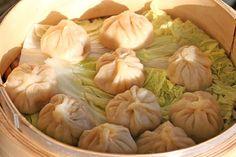 Xiao Long Bao – Shanghai Steamed Soup Dumplings