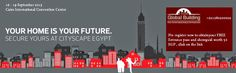 Register FREE for Egypt's largest property event! Cityscape Egypt takes place 16 - 19 September at the Cairo International Convention Centre. Register through the listed link mentioned below for FREE entry saving EGP 50. Offer ends 14 September. #cityscape #egypt @cityscapemena #cairo #city_scape #properties #estate #apartments #projects #developer #exibihtion #global_building #free #entrance