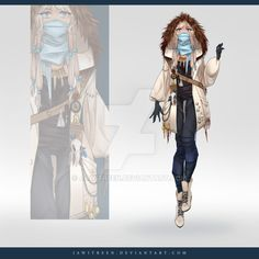 (CLOSED) Adoptable Outfit Auction 249 by JawitReen.deviantart.com on @DeviantArt