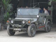 Jeep M151 A2