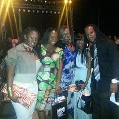 Founder/CEO, @EvelynO11 & #TeamAnkaraMiami were front & center for @miamifashionweek 's 1st African Designers Showcase! Thanks to #BethSobol for the #VIP invite... See you next year! #MFW2013 #MiamiFashionWeek #AnkaraMiami #AfricanPride - cc: @beunapologetic @temptrezz10 @chellobluemagic