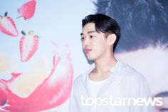 [HD포토] 유아인, '흘러 넘치는 청량미' / HD Photo News - TopStarNews.Net