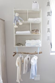 Nurseries Without Closets
