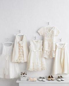 flower-girl-dresses - Once Wed