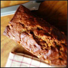 The Dutch Baker's Daughter: Butterscotch Banana Bread Best Dessert Recipes, Fun Desserts, Delicious Desserts, Yummy Food, Coffee Cake Loaf, Best Homemade Bread Recipe, Cakes Plus, Gula, Banana Recipes