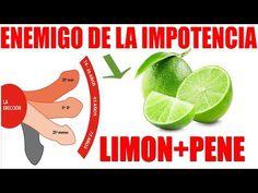 Limon Para el Pene, Si Aún No Sabes De Sus Increíbles Beneficios Pues míralo, Esto Es Un Milagro - YouTube