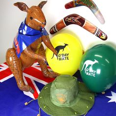 Find out how to celebrate Australia Day - Australia's national holiday- like they do down under with our fun collection of Australia Day party ideas. Australian Party, Australian Food, Australia Day Celebrations, Aus Day, Leaving Party, Aussie Food, Aussie Christmas, Farewell Parties, Travel Party