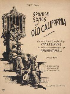 Spanish Songs of Old California