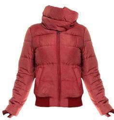Damen  Jacke Steppjacke  Fresh Made Rot Neu Gr. 40