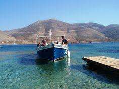 Nikouria, Amorgos Island