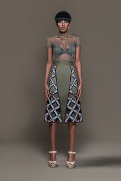 SUPERselected is the destination for black fashion models, black fashion designers, black alternative musicians, black alternative culture and black LGBT African Inspired Fashion, Africa Fashion, African Fashion Dresses, Ankara Fashion, African Wear, African Dress, African Style, African Attire, African Women