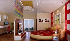 amenagement du chambre a coucher - Yahoo Image Search Results
