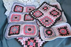 Treasure In Jars Of Clay: Another Mystery Crochet Along