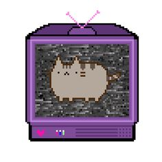 galactic-castle:    For Pusheen, I love you.    It's so cute! Thank you!