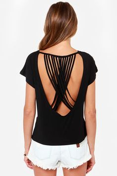 backless top