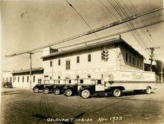 Merita Bread, November 1933 | Orlando Memory Historical Photos, Orlando, November, Trucks, Bread, Memories, Retro, Orlando Florida, Historical Pictures