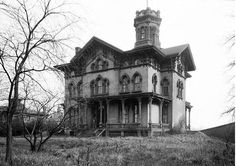 Perfect haunted house