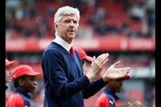 """Arsene Wenger has revealed he is """"scared of the day"""" when he eventually leaves…"""