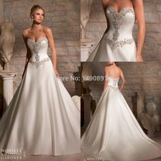Cheap Wedding Dresses, Buy Directly from China Suppliers:   Welcome To My  Store I Hope You Have A Happy Shopping In My Store