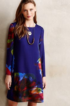 Shanghai Swing Dress - anthropologie.eu
