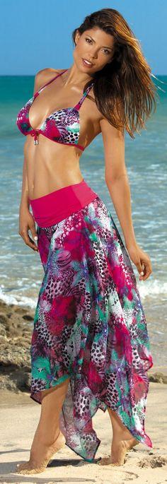 Sukienka plażowa FEBA Kliknij po więcej informacji!