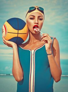 La Dolce Vita on Behance Retro Swim, Vintage Swim, Creative Photography, Editorial Photography, Fashion Photography, Pool Fashion, Fashion Shoot, Beauty Editorial, Editorial Fashion