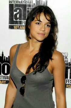 """Michelle Rodriguez Photos - Actress Michelle Rodriguez attends the New York International Latino Film Festival screening of """"Los Bandoleros"""" at the SVA Theater on July 2009 in New York City. - New York International Latino Film Festival - """"Los Bandoleros"""" Michelle Rodriguez, Fast Five, Beautiful Film, Beautiful Actresses, Beautiful Models, Beautiful Celebrities, Beautiful People, Sofia Vergara, Fast And Furious"""