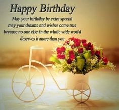 Happy Birthday Greetings Special Buddy