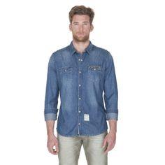 Shirt fall winter 13 collection#fredmello #shirt #denim #fredmello1982 #newyork #fallwinter13 #accessibleluxury #cool #usa #mancollection