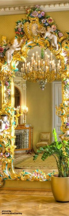 @billionaires-VIP-club — Billionaire Luxury Mirror #Luxurydotcom @billionaires-vip-club