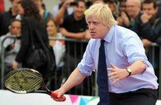 Il sindaco di Londra Boris Johnson   funny photos of politicians around the world