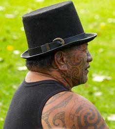 Ta Moko Maori Tattoo Designs & Symbols
