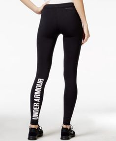 Understated in style, powerful in performance. These Under Armour Favorite leggings quickly will become you go-tos no matter where you're going.   Cotton/polyester/elastane   Machine washable   Import
