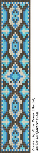 The scheme bracelet - weaving machine tool / Tapestry weaving Seed Bead Patterns, Peyote Patterns, Weaving Patterns, Cross Stitch Patterns, Bead Loom Bracelets, Beaded Bracelet Patterns, Bead Loom Designs, Mochila Crochet, Tapestry Crochet