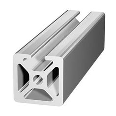 80/20 25 SERIES 25-2501 25mm X 25mm MONO SLOT T-SLOTTED EXTRUSION x 610mm by 80/20 Inc. $7.07. 80/20 25 SERIES 25mm X 25mm MONO SLOT T-SLOTTED ALUMINUM EXTRUSION. This adjustable, modular framing material, assembled with simple hand tools, is a perfect solution for custom machine frames, guarding, enclosures, displays, workstations, prototyping, and beyond.