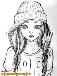 Resultado de imagen para dibujos de chicas