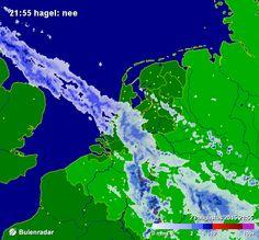 Buienradar.nl - actueel overzicht van de kans op hagel